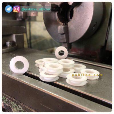 پلاستیک ضد سایش , تفلون پلی آمید ضد سایش , سفارش ساخت چرخ دنده بزرگ