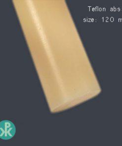 فروش تفلون ای بی اس یا ABS سایز 120 میلیمتر در سایت پکیلون , فروش تفلون تراشکاری