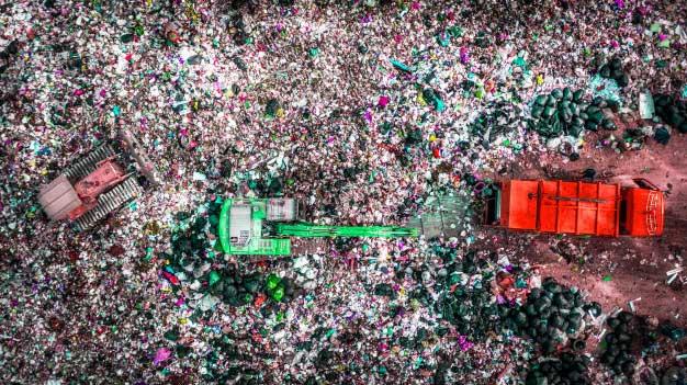 تفکیک زباله صنعتی تفلونی و فلزی