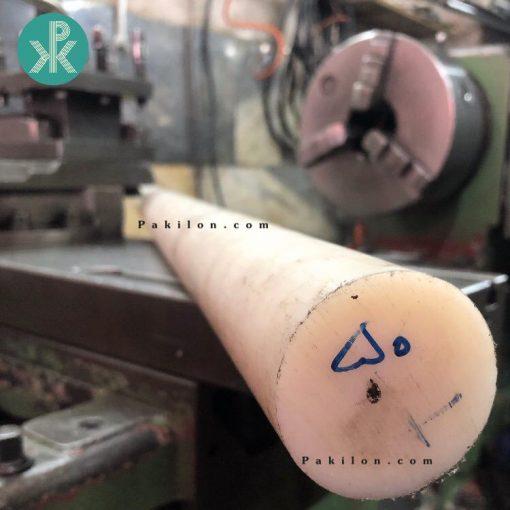 فروش تفلون صنعتی ضد سایش پلی آمید pa 6