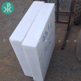 تخته پلی اتیلن ضخیم 10 سانت polyethylene sheet 100 mm